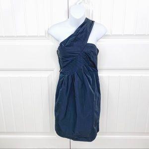 BCBGeneration One-Shoulder Mini Cocktail Dress 4